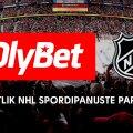 NHL-i ametlikuks spordiennustuse partneriks Eestis, Lätis ja Leedus sai OlyBet