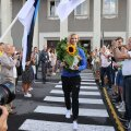 Nii nad tulid – Katrina Lehis ja teised värsked olümpiavõitjad.