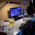 Гугл-переводчик и волонтеры в соцсетях. Как справляются с удаленной учебой русскоязычные ученики эстонских школ?