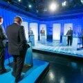Valimisstuudios vaidlevad väikeparteide esindajad raha ja maksude üle