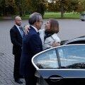 Seekordne presidendivahetus viiakse läbi suure pidulikkusega, Ilves pöördub pühapäeval rahva poole