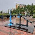 В ласнамяэском парке Тондилоо установили временный тренажер