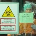 Saksa haiglas suri ebolasse ÜRO meditsiinitöötaja