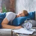 Rakenda neid lihtsaid tegevusi nii päeval kui ka öösel, et viimaks rahulikult magada