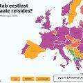 TÄIENDATUD KAART | Reisitõkkeid tuleb vaid juurde. Enamik Euroopa riike, kuhu eestlasi veel sisse lastakse, nõuab karantiini