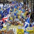 Londoni protest Brexiti vastu