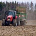 Puutuhk on kindlasti keskkonnasõbralikum kui tööstusjäätmed. Foto: Ivar Rosenberg
