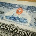 Eesti Vabariigi võlakiri