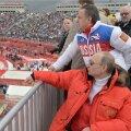 Venemaa president Vladimir Putin ja spordiminister Vitali Mutko