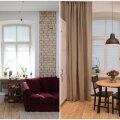 ДО И ПОСЛЕ | Аутентичные детали — неповторимый элемент интерьера. Как переделали квартиру в Старом городе