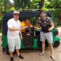 Tuktukiga Sri Lanka uudistajad