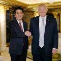 Jaapani peaminister nimetas pärast kohtumist Trumpi usaldusväärseks liidriks