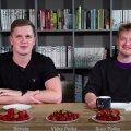 ВИДЕО   Тестируем эстонскую клубнику: чем отличаются разные сорта и какой самый сладкий?