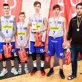 Sportland 3x3 korvpalli finaalturniir Pärnu spordihallis