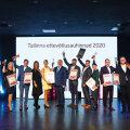 Bolt, ресторан Leib и другие: определены победители Таллиннского конкурса предпринимателей