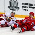 Helsingi Jokerit ja Moskva CSKA