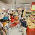 Rimi 200-eurosest piirmäärast: riik võidab, kauplused kannavad kahju