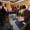 Rumeenia parlamendivalimistel saatis edu valitsuskoalitsiooni