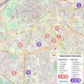 КАРТА | В центре Таллинна начинается восстановительный ремонт дорог