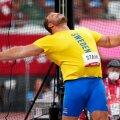 Olümpiavõitja Daniel Stahl.