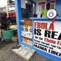 Raske ülesanne Libeerias - veenda rahvast, et nad ka käsi peseks.