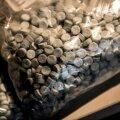 Politseinikud leidsid Kohtla-Järvel asuvast korterist amfetamiini