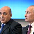 Venemaa valitsus astus tagasi. Uueks peaministriks saab Mihhail Mišustin