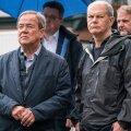 CDU esinumber Armin Laschet ja SPD kantslerikandidaat Olaf Scholz käisid üleujutuste ohvriks langenud Stolbergis augusti alguses. Kindlalt ei saa end valimiste eel tunda ükski poliitik, sest võimalikke võimukombinatsioone on sel korral ohtrasti.