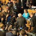 Керсти Кальюлайд может остаться президентом, даже если ее не выберут