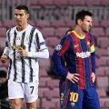 Ronaldo ja Messi