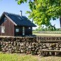 Holmiranna puhkemaja, Kungla küla, Saaremaa