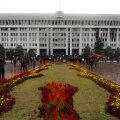 ЦИК Киргизии в свете массовых беспорядков признал итоги выборов недействительными