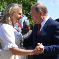 Oma pulmas Putiniga tantsinud Austria endine välisminister saab sooja koha Rosneftis