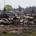Kanada metsatulekahju tõttu kästi laagritest lahkuda umbes 12 000 naftatöölisel