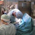 Ligi kolmandik haiglaravil olnud patsientidest vajas operatsiooni