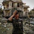 Afganistani pealinnas plahvatavad pommid ja vihisevad kuulid. Kabul pole enam kellelegi ohutu.
