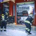 Võhma küünlavabrikus oli tulekahju