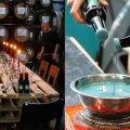 ФОТО   Романтический ужин при свечах на пивоваренном заводе! Põhjala представила интересные новинки
