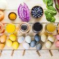 Kas tead, kuidas ja milliste looduslike värvidega pühademune kaunistada? Koostasime üksikasjaliku juhendi!
