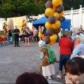 Tallinn Dolls show 22. juulil Kadrioru pargis.