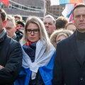 Любовь Соболь в Таллинне: звонок президента Финляндии Путину имел решающее значение для Навального