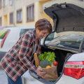 Tihti ostetakse linnast toidupoolis kaasa ning see jäetakse pikaks ajaks autosse