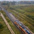 Elron планирует запустить скоростные поезда на линии Таллинн-Кейла