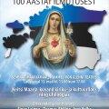 """Fátima ime - 100 aastat ilmutusest - seminar Maarjamaal: """"Neitsi Maarja kuvand kiriku- ja kultuuriloos ning ufoloogias"""""""