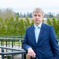 JÄLLE ÜKS MA OLEN MINISTER: Rain Epler, keskkonnaminister.