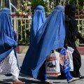 Жизнь в Кабуле при талибах: где ваш мужчина, который вас сопровождает?