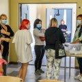 Vaktsineerimine Läänemere gümnaasiumis