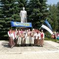 Ega iga päev saa end Lenini ette ritta seada. Braslavis oli see võimalus linna peaväljakul.