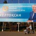 Kasahstani president Nazarbajev andis käsu ladina tähestikule üleminekuks