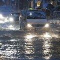 FOTOD ja VIDEO | Berliinis sadas päevaga maha kahekordne kuu norm vihma
